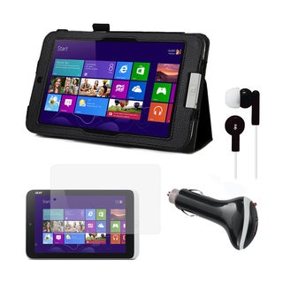 Accessory Bundle for Acer Iconia W3