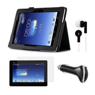 Accessory Bundle for ASUS MeMO Pad FHD 10 (ME302C)