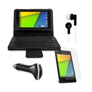 Accessory Bundle for Nexus 7 2nd Gen