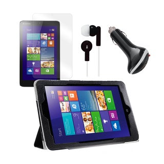 Accessory Bundle for Lenovo Miix 2 8 in. Tablet