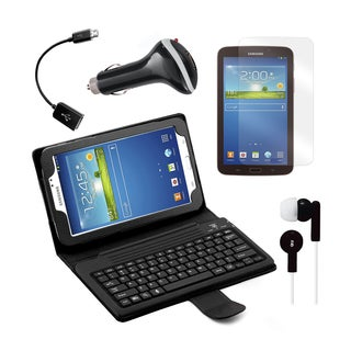 Accessory Bundle for Samsung Galaxy Tab 3 Tab 3 7.0 in. Tablet