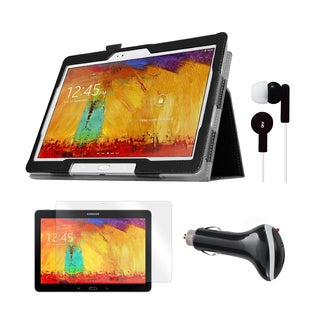 Accessory Bundle for Samsung Galaxy Tab Samsung Galaxy Note 2014 10.1 in. Tablet