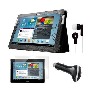 "Accessory Bundle for samsung Galaxy Tab 2 10.1"" Tablet"