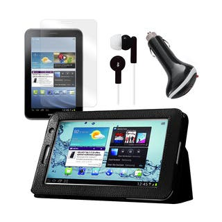 Accessory Bundle for Samsung Galaxy Tab 2 7.0 in. Tablet|https://ak1.ostkcdn.com/images/products/9264444/P16429048.jpg?impolicy=medium