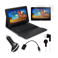 "Accessory Bundle for Samsung Galaxy Tab 10.1"" Tablet"