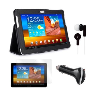 Accessory Bundle for Samsung Galaxy Tab 10.1 Tablet