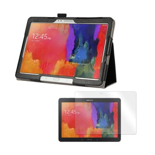 Double-Fold Folio Bundle for Samsung Galaxy Tab Pro 10.1 in.