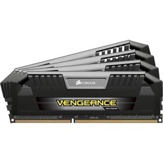 Corsair Vengeance Pro Series - 32GB (4 x 8GB) DDR3 DRAM 1600MHz C9 Me