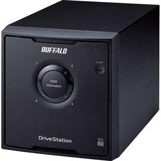 BUFFALO DriveStation Quad USB 3.0 4-Drive 12 TB Desktop DAS (HD-QH12T