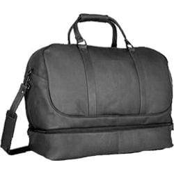 David King Leather 299 Duffel Black