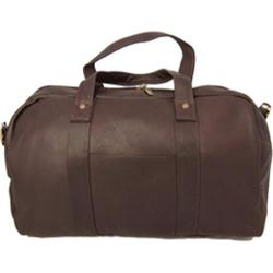 David King Leather Cafe A Frame Duffel