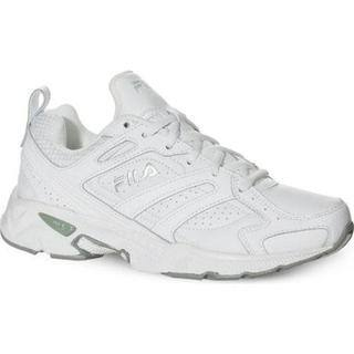 Women's Fila Capture White/White/Metallic Silver|https://ak1.ostkcdn.com/images/products/9266704/P16431229.jpg?impolicy=medium