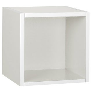 Eco Wall Cube and Decorative Shelf (made from sustainable non-toxic zBoard paperboard)