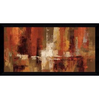 Silvia Vassileva 'Castanets' Framed Art Print 42 x 22-inch