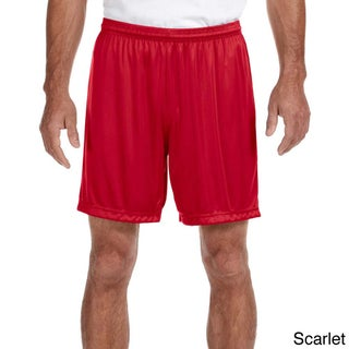 A4 Men's 7-inch Inseam Performance Shorts