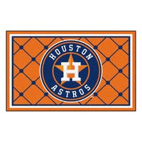 Fanmats MLB Houston Astros Area Rug (4' x 6')