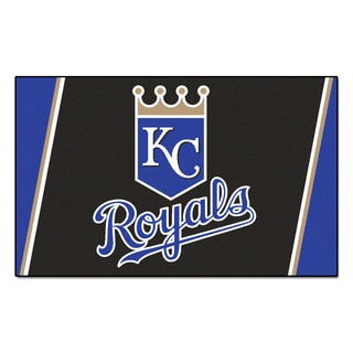 Fanmats MLB Kansas City Royals Area Rug (4' x 6')