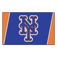 Fanmats MLB New York Mets Area Rug (4' x 6')