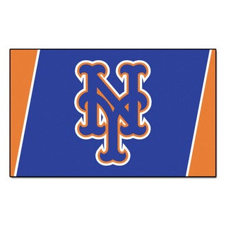 Fanmats MLB New York Mets Area Rug (4' x 6')