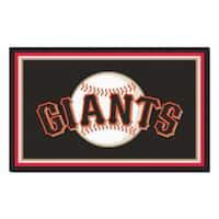 Fanmats MLB San Francisco Giants Area Rug (4' x 6')