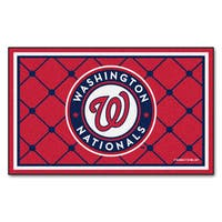 Fanmats MLB Washington Nationals Area Rug (4' x 6')