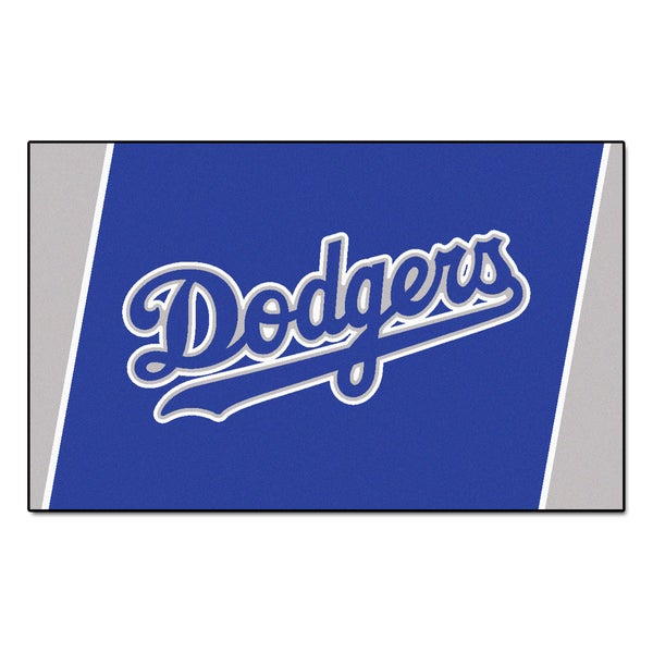 Fanmats MLB Los Angeles Dodgers Area Rug (4' x 6')