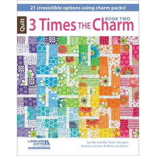 Leisure Arts-Three Times The Charm Book Two