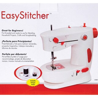 Singer D25001 Easy Stitcher Beginner Sewing Machine