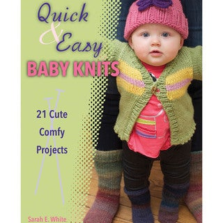 Stackpole Books-Quick & Easy Baby Knits