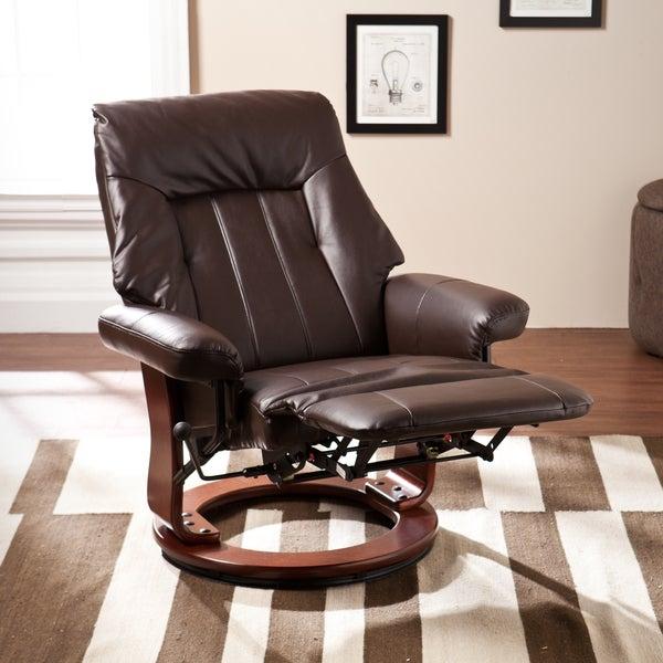 Harper blvd hallowell kona brown recliner w hidden for Couch 600 euro