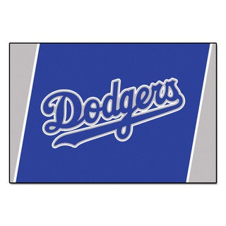 Fanmats MLB Los Angeles Dodgers Area Rug (5' x 8')