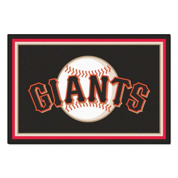 Fanmats MLB San Francisco Giants Area Rug (5' x 8')