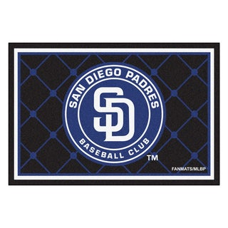 Fanmats MLB San Diego Padres Area Rug (5' x 8')