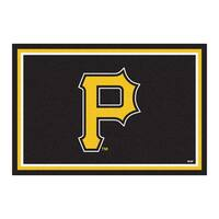 Fanmats MLB Pittsburgh Pirates Area Rug (5' x 8')