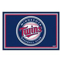 Fanmats MLB Minnesota Twins Area Rug (5' x 8')