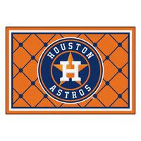 Fanmats MLB Houston Astros Area Rug (5' x 8')