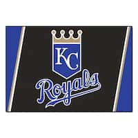 Fanmats MLB Kansas City Royals Area Rug (5' x 8')