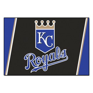 Fanmats MLB Kansas City Royals Area Rug (5' x 8')