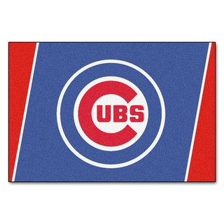 Fanmats MLB Chicago Cubs Area Rug (5' x 8')