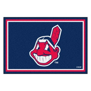 Fanmats MLB Cleveland Indians Area Rug (5' x 8')