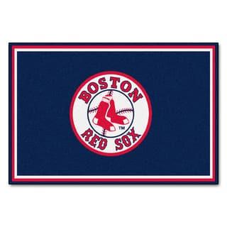 Fanmats MLB Boston Red Sox Area Rug (5' x 8')|https://ak1.ostkcdn.com/images/products/9269138/P16433193.jpg?impolicy=medium