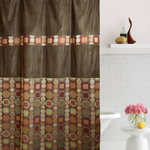 Sherry Kline Metro Spice Shower Curtain