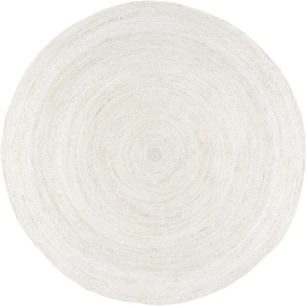 nuloom alexa eco natural fiber braided reversible round jute rug 4u0027 free shipping today