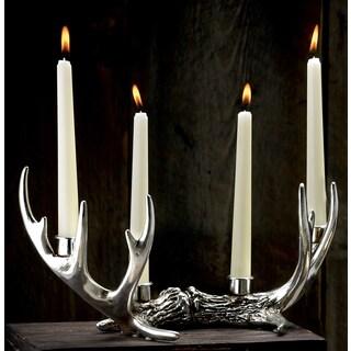 14-point Antler Candle Holder