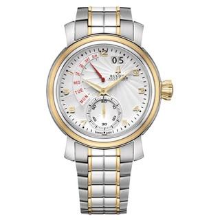 Bulova Accutron Men's 65C107 Swiss Made Two-tone Watch