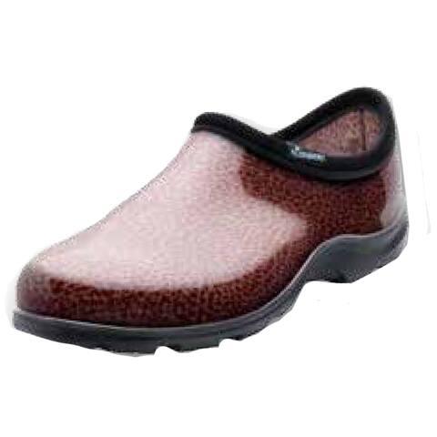 Garden Outfitters Men's Brown Rain and Garden Shoe (Size 11)