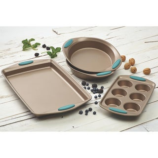 Rachael Ray Cucina Nonstick Bakeware 4-piece Set (2 options available)