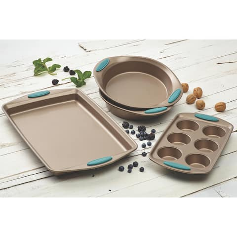 Rachael Ray Cucina Nonstick Bakeware 4-piece Set