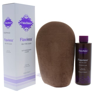 Fake Bake Flawless 6-ounce Self-Tan Liquid and Professional Mitt