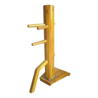 Martial Arts Wing Chun Wooden Dummy